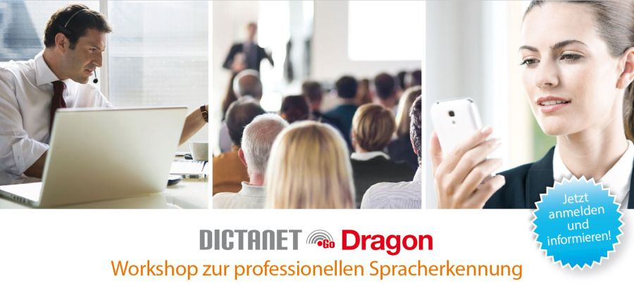 DictaNet Go Dragon – Workshop