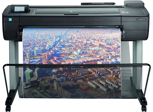 HP Designjet T730 Plotter