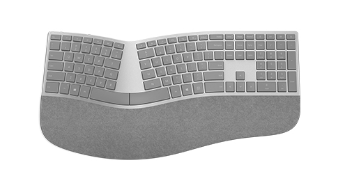 Microsoft Surface Studio - Surface Ergonomische Tastatur